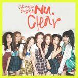 nu.clear (mini album) - clc