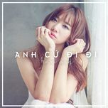 anh cu di di (single) - hari won