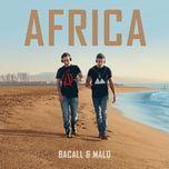 africa (single) - bacall, malo