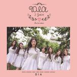 happy ending (mini album) - dia band
