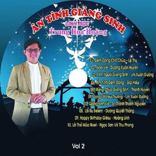 Album Giáng Sinh Ân Tình - Lm. Xuân Đường