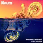 fashion killa (papapapa) (single) - mason