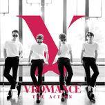 the action (mini album) - vromance