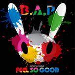 feel so good (type b) (japanese single) - b.a.p