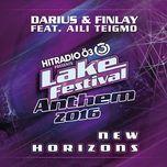 new horizons (lake festival anthem 2016) (single) - darius & finlay, aili teigmo