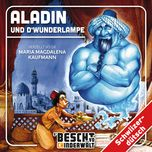 aladin und d'wunderlampe - maria magdalena kaufmann