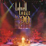 lu guan ting '90 yan chang hui (live in hong kong / 1990) - lowell lo
