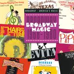 broadway magic: broadway 1968-1980 (pippin/1972 original broadway cast recording) - v.a