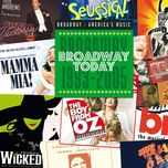 broadway today: broadway 1993-2005 (1999 / musical mamma mia) - v.a