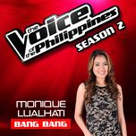 bang bang (single) - monique lualhati