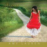 august - amy lauren