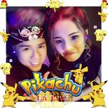 pikachu la em (single) - linh na, cao tung anh