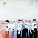 youth (japanese album) - bts (bangtan boys)