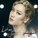 let me feel your love tonight (single) - tra my idol