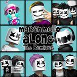 alone (the remixes) (ep) - marshmello