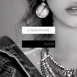 a new empire (mini album) - ailee