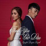 tinh yeu gio dau (single) - nguyen duyen quynh