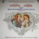 brandenburg concertos complete - bach