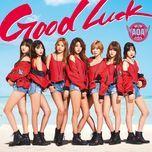 good luck (japanese single) - aoa
