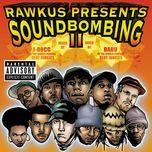 rawkus presents soundbombing ii - v.a