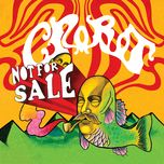 not for sale (single) - crobot