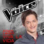 viva la vida (the voice australia 2016 performance) (single) - adam ladell