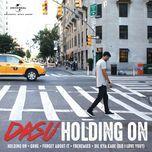 holding on (ep) - dasu