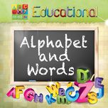 abc educational - alphabet and words - john kane