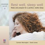 rest well, sleep well (single) - david jones, carmen warrington