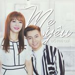 me yeu (single) - do phu qui