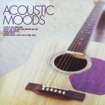 acoustic moods (guitar) - v.a