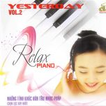 yesterday vol 2 (relax piano) - v.a