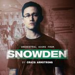 snowden (orchestral score) - craig armstrong