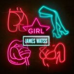 girl (single) - james watss