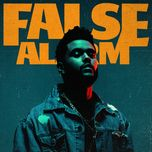 false alarm (single) - the weeknd