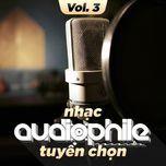 nhac audiophile tuyen chon (vol. 3) - v.a