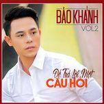 de tra loi mot cau hoi (thuy nga cd) - bao khanh