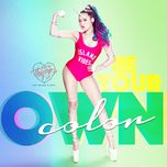 be your own color (single) - thuy top