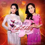 neu biet toi lay chong (thuy nga cd 567) - v.a