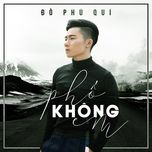 pho khong em (single) - do phu qui
