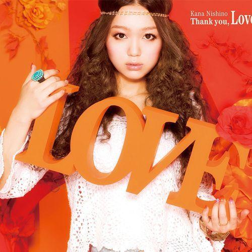 Thank You, Love - Kana Nishino
