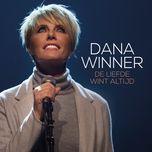 de liefde wint altijd (single) - dana winner