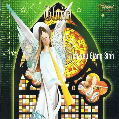 Album Tình Yêu Giáng Sinh (Thúy Nga CD 548) - Tóc Tiên, Mai Thiên Vân