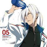 prince of stride: alternative ost memory of summer (vol.2) - yoshiaki fujisawa