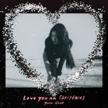 love you on christmas (single) - ye rin (15&)