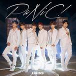 panic! (japanese single) - u-kiss