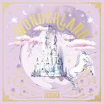 wonderland (mini album) - jessica jung