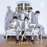 24/7 (twenty four / seven) - btob
