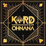 oh nana - k.a.r.d project, vol.1 (single) - kard