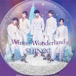 winter wonderland (x'mas special edition) (japanese single) - shinee